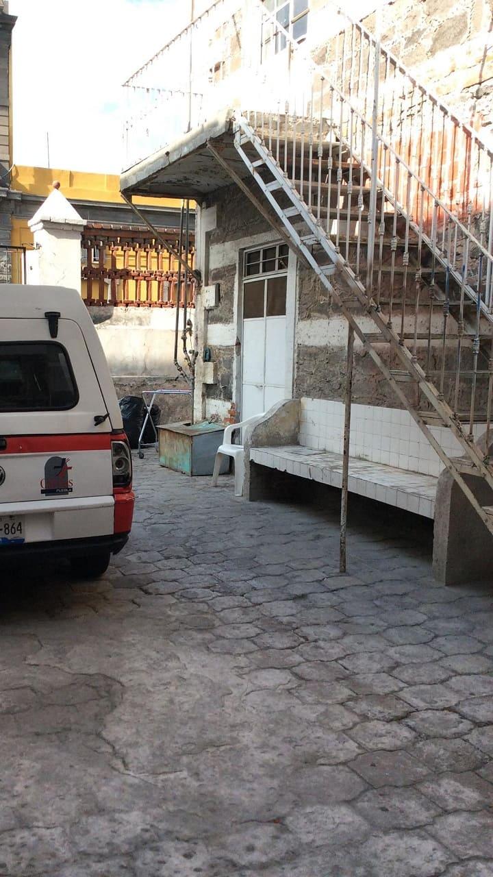 estacionamiento Fundacion Caritas Puebla Concauce