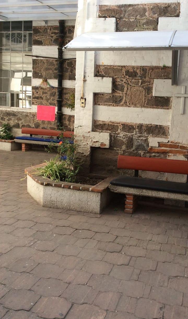 patio interior 1 Fundacion Caritas Puebla Concauce